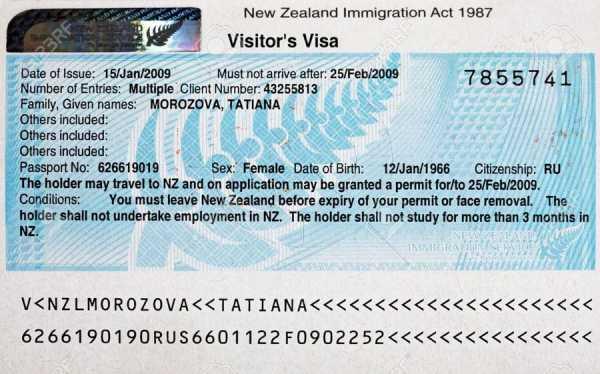 Как получить визу в Австралию (сделать, оформить)
