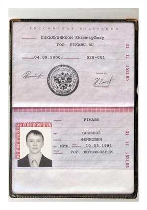 Срок изготовления паспорта РФ (Российская Федерация)